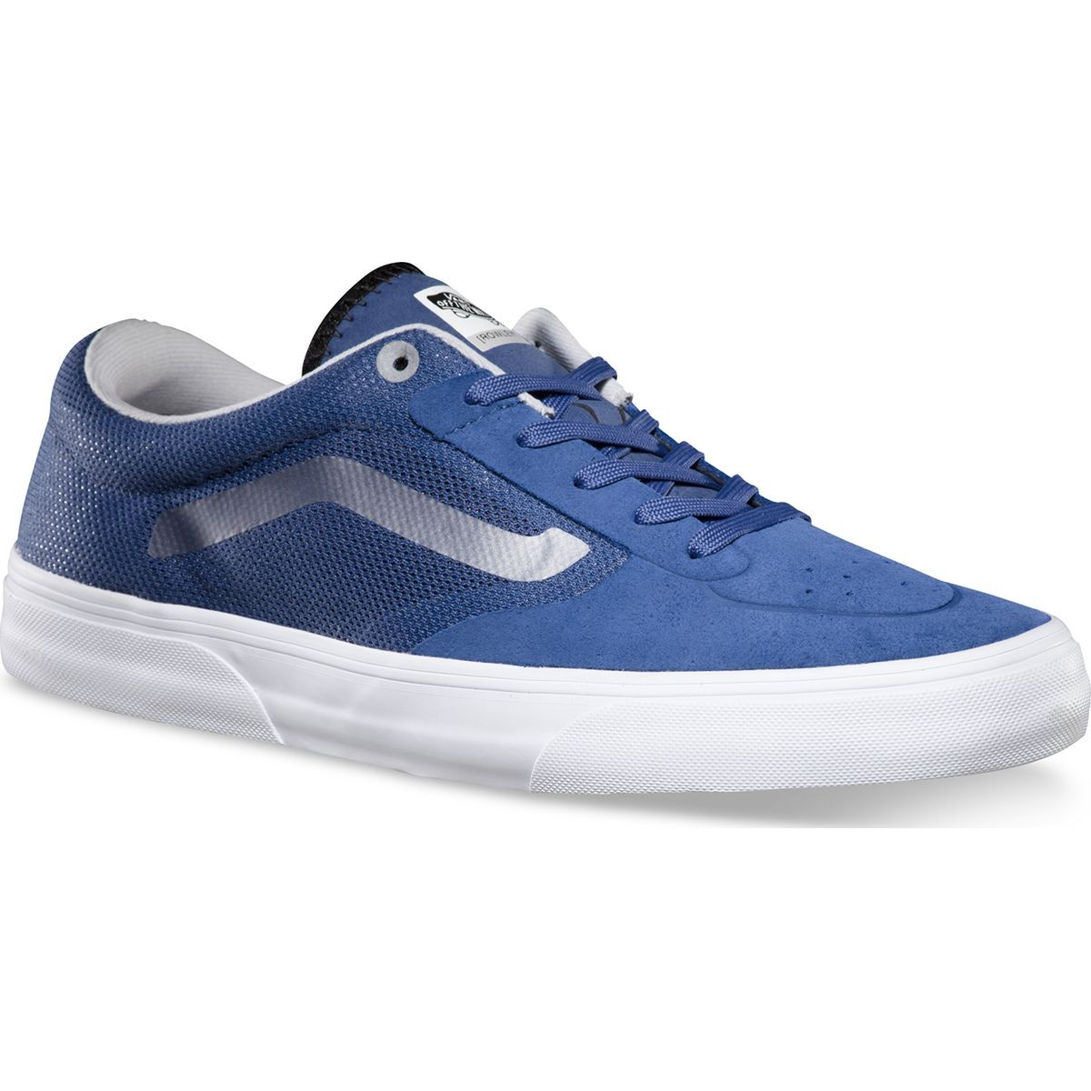 Vans Rowley Pro Lite Shoes - Classic Blue - 8.0