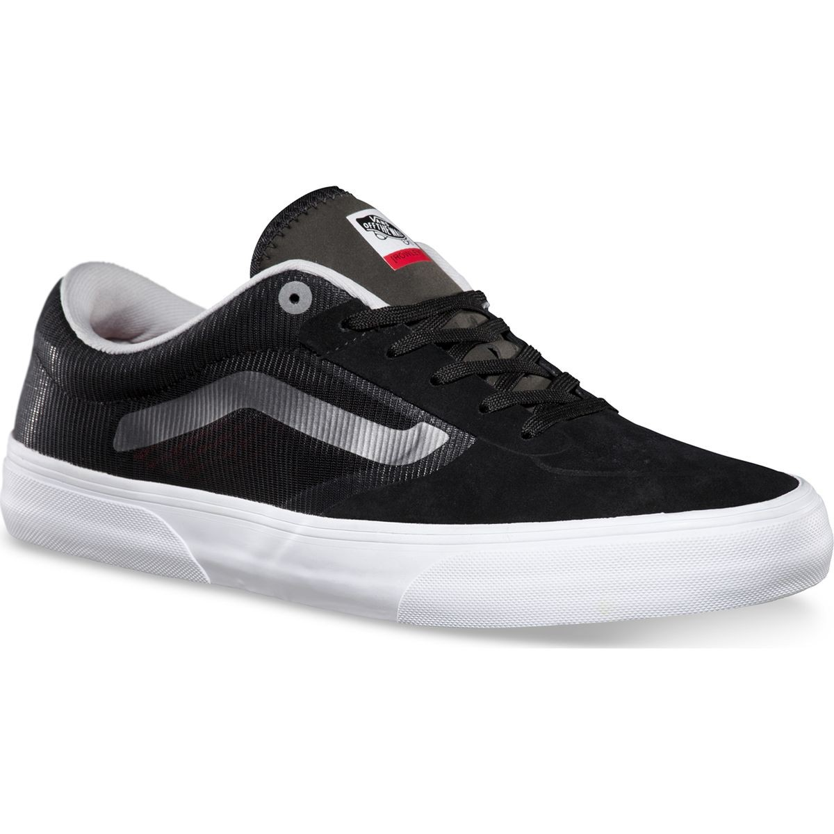 Vans Rowley Pro Lite Shoes - Black - 13.0