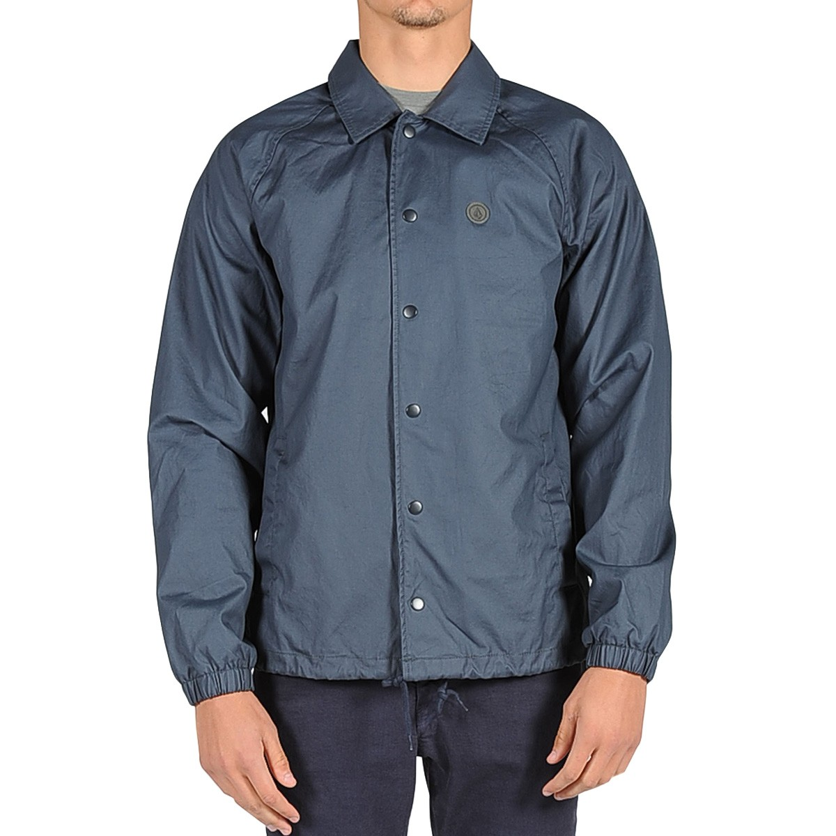 Volcom Lambo Jacket - Dark Navy