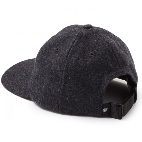 Elm Company Coyote 6 Panel Hat - Charcoal