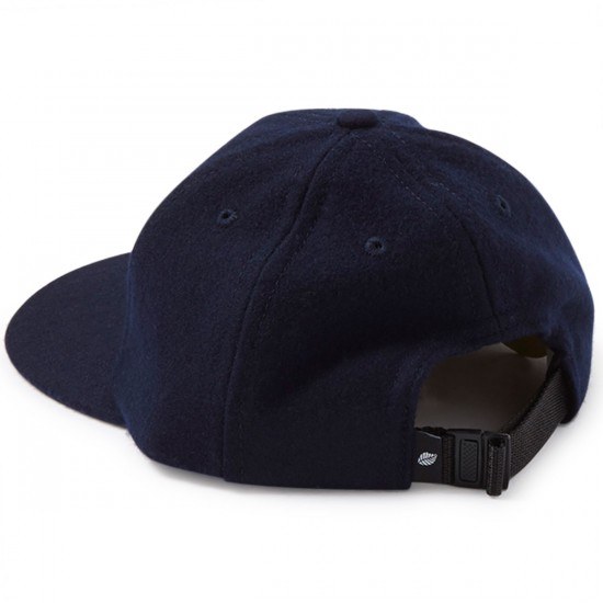 Elm Company Coyote 6 Panel Hat - Navy