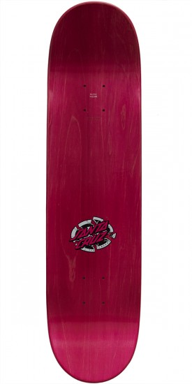 Santa Cruz Roskopp Mashup Team Skateboard Deck - 8.0