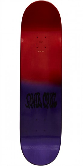 Santa Cruz Knox Firepit Pop Pro Skateboard Deck - 8.6