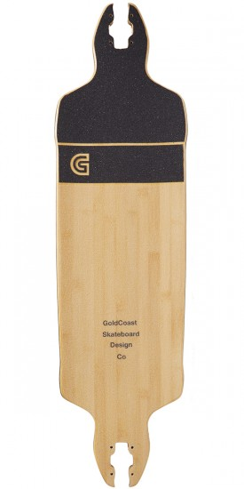 "Goldcoast The Fatale 38"" Dropthrough Longboard Complete"