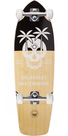 Goldcoast The Dead Days 28.5 Cruiser Longboard Complete