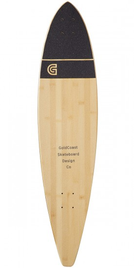 """Goldcoast The Fatale 40"""" Pintail Longboard Complete"""