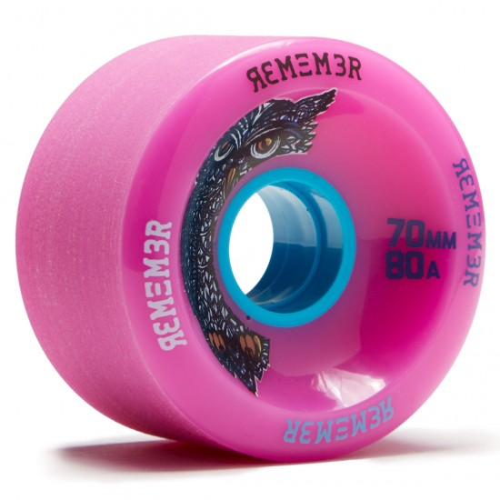 Remember Hoots Longboard Wheels - 70mm