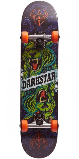 Darkstar Zodiac Youth Skateboard Complete - Orange - 6.75