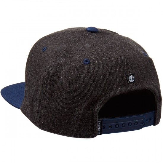 Element Skateboards Knutsen Hat - Black Heather