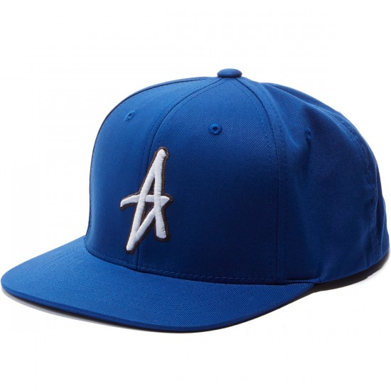 Altamont Decades Snapback Hat - Royal