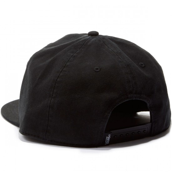 Vans Bradwell Structured Hat - Black