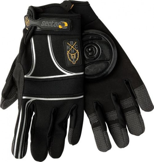 Sector 9 BHNC Slide Gloves - Stealth
