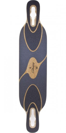 Loaded Dervish Sama Longboard Skateboard Deck - Original Graphic