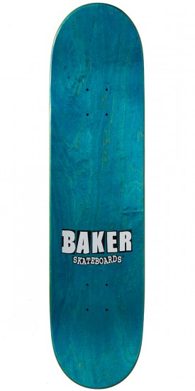 Baker Dollin Self Portrait Skateboard Complete - 8.00""