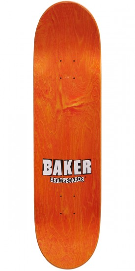 Baker Fangs Skateboard Complete - Terry Kennedy - 8.25