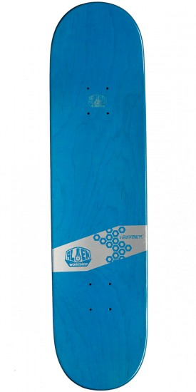 Alien Workshop Blueprint 2.0 Hexmark Skateboard Complete - 8.00""