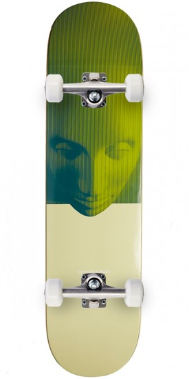 Alien Workshop Memory Screen Skateboard Complete - 8.00""