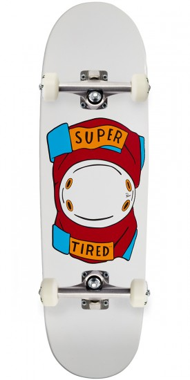 Tired Elbow Pad On Donny Skateboard Complete - 9.00