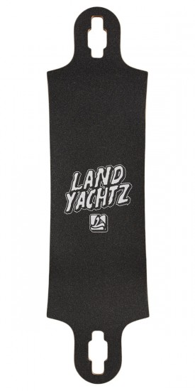 Landyachtz Switchblade 36 Mountain Green Longboard Complete