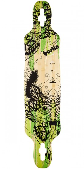 Bustin Chief 41.5 Longboard Deck