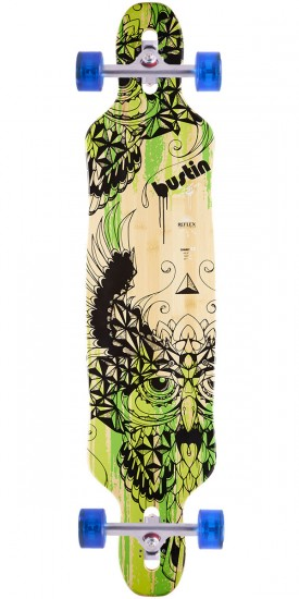 Bustin Chief 41.5 Longboard Complete