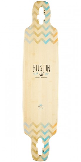 Bustin Fly By Night 39.85 Longboard Deck