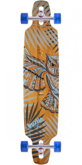 Bustin Fly By Night 39.85 Longboard Complete