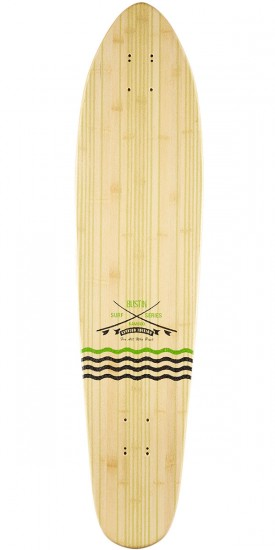 Bustin Burning Spear 40 Longboard Complete