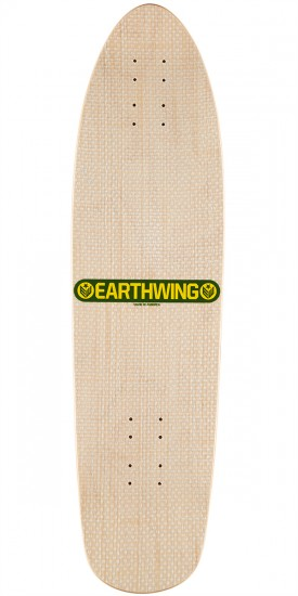 "Earthwing Chaser 36"" Longboard Complete - Green"