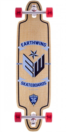 Earthwing Distance Floater Longboard Complete