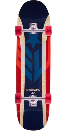 Earthwing Drifter Thermolam Longboard Complete