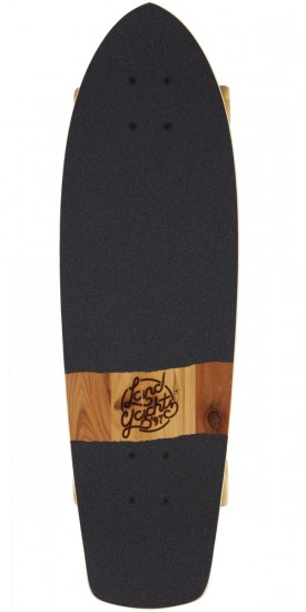 Landyachtz Revival Series Cruiser Skateboard Complete - Pacific Yew