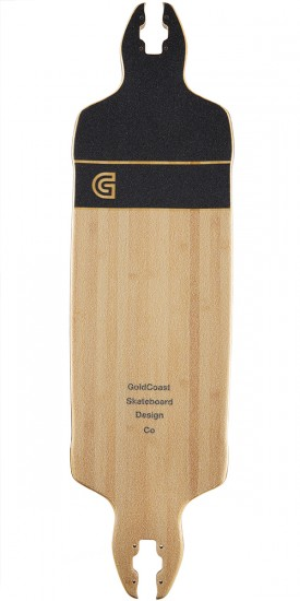 Gold Coast Addax Drop Though Longboard Deck