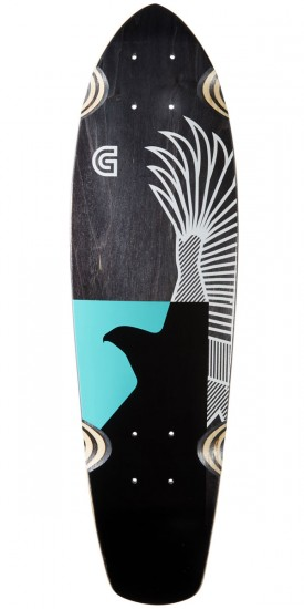 Goldcoast Span Cruiser Longboard Deck