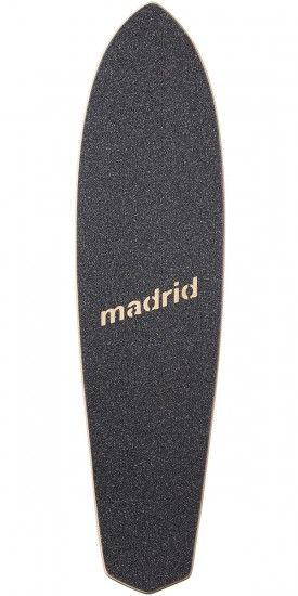 "Madrid Dude 36.75"" Longboard Deck - Rosa"