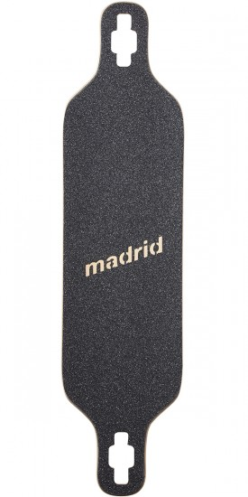 "Madrid Dream 39"" Drop-Thru Longboard Complete - Vino"