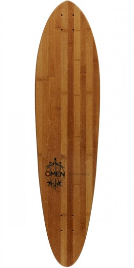 Omen Sighting Longboard Complete - 2017