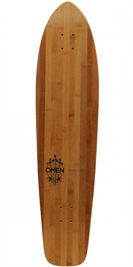 Omen King Surf Longboard Deck - 2017