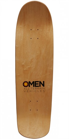 Omen Shred Puppy Longboard Complete - 2017