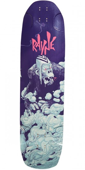 Rayne Otherside V2 Longboard Deck - Migration