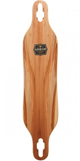 "Arbor Axis 40"" Flagship Longboard Deck - 2017"