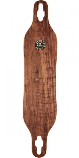 Arbor Photo Collection Walnut Axis Longboard Deck - 40""