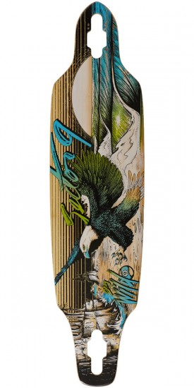 Sector 9 Mini Lookout Longboard Deck - 9.25
