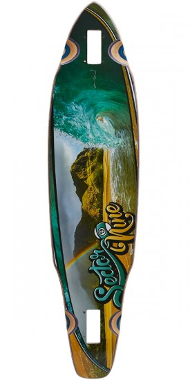 Sector 9 Chamber Skateboard Deck - 8.25