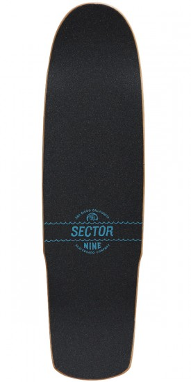 Sector 9 Cyclone Skateboard Deck - Orange - 8.5