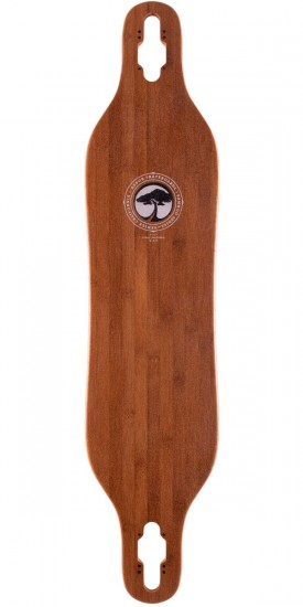Arbor Axis Bamboo Longboard Complete - 2015 - Blem