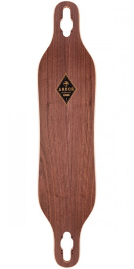 Arbor Axis Walnut Longboard Deck - 2015