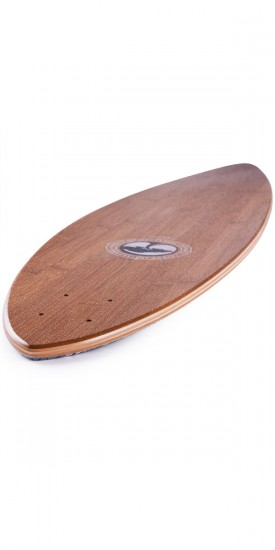 Arbor Bamboo Timeless Pintail Longboard Skateboard Deck