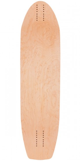Arbor James Kelly Pro Model Longboard Skateboard Complete - Blem