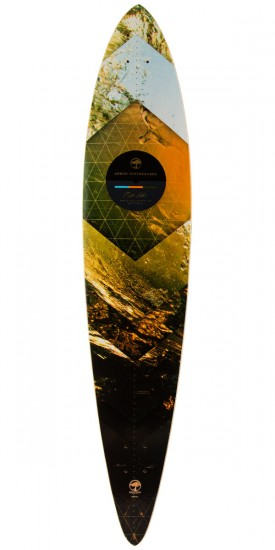 Arbor Timeless Walnut Longboard Deck